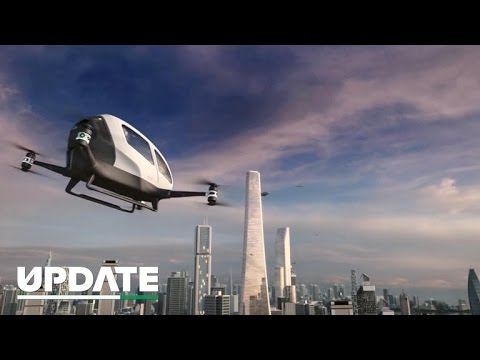 Flying cars to become a reality thanks to Larry Page? (CNET Update)