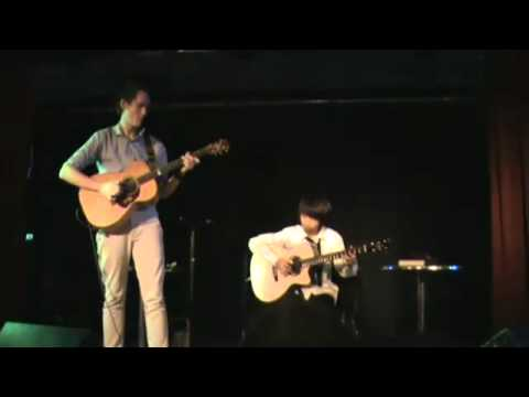 Sungha Jung & Casper Haim Essmann - Superstition - Live Denmark - Copenhagen -26th January  2011