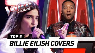 BEST BILLIE EILISH covers in The Voice