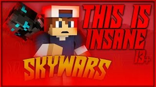 This is INSANE! [Skywars Funny and Rage Moments!13+]
