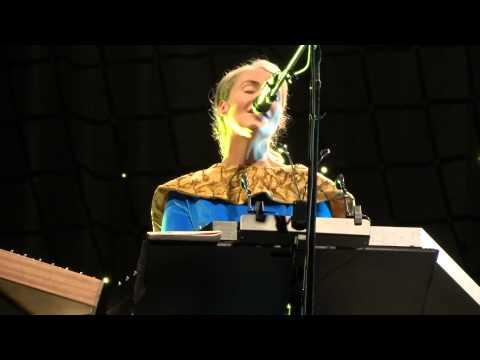 Dead Can Dance - Sanvean, live at the Greek Theatre Berkeley 8-12-12