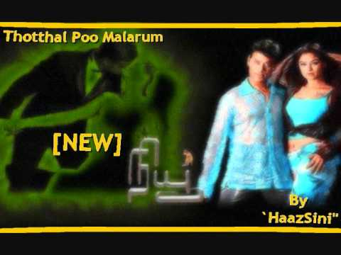 HaazSini NEW - Thottal Poo Malarum TAMiL