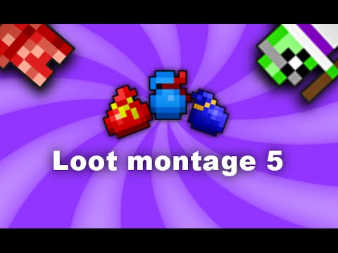 Organized Drop montage 200% pure loot #5