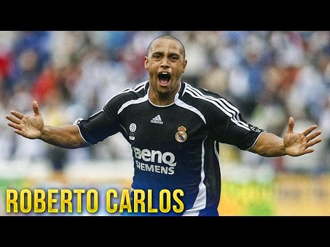 Roberto Carlos ● Best Goals in Career