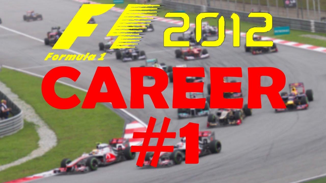 F1 2012 Career | aarava - F1