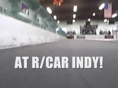 National Association  Stock  Auto Racing  on Car Indy Raceway Association Indianapolis Indiana R C Radio Control