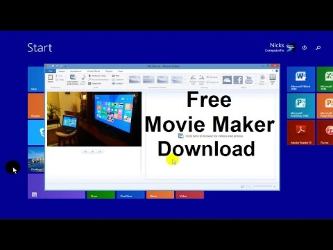 How to Download Windows Movie Maker - Free & Easy Download & Install