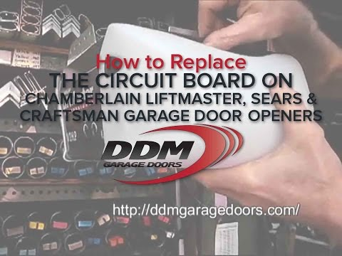 How To Replace The Circuit Board On Chamberlain Liftmaster Make Your Own Beautiful  HD Wallpapers, Images Over 1000+ [ralydesign.ml]