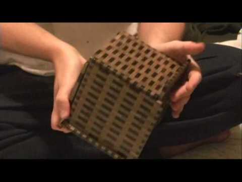 Japanese Wooden Puzzle Box Plans Japanese Puzzle Box Yosegi