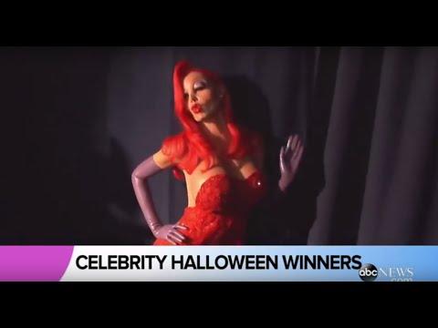 Top Celebrity Halloween Costumes 2015