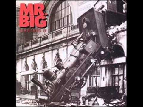 Mr Big - Cdff Lucky This Time