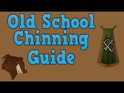 ITIammal | Runescape 2007 | Range Chinning Guide | 100K Xp/Hr +
