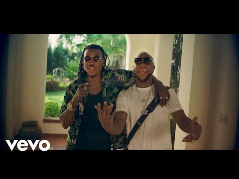 Ellyman - Cover Me (Official Video) ft. Davido