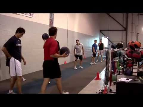 Training With Pros: John Tavares & The Athlete Training Centre