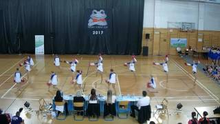 FCC 2017 — STCP — Twist Divas {ŠK Twist — SVN}