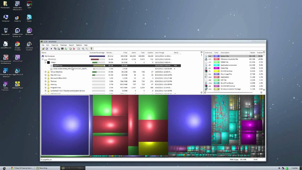 Windows Directory Statistics download | SourceForge.net