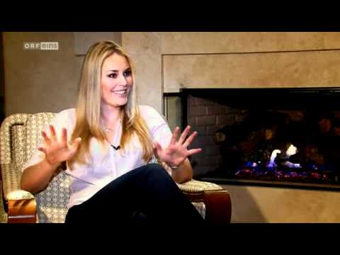 Interview with Lindsey Vonn
