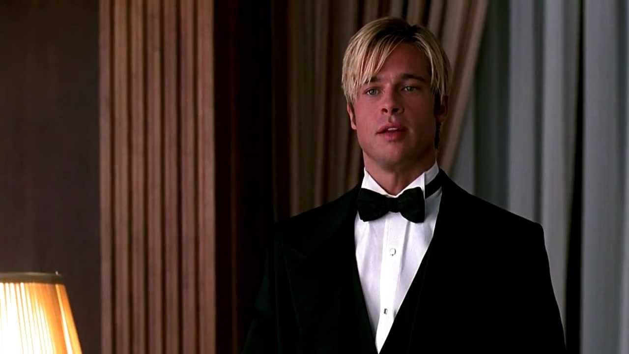 Brad Pitt Meet Joe Bla...