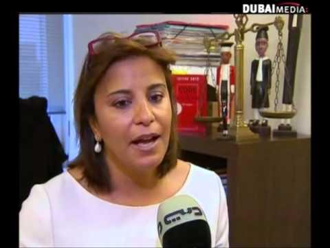 image vidéo تونسية ضمن أقوى 10 محامين في فرنسا