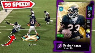 99 SPEED DEVIN HESTER TAKES OVER SUPER BOWL! MADDEN 20 ULTIMATE TEAM