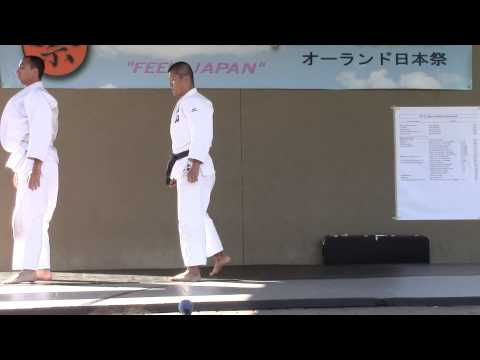 2013 Orlando Japan Festival Judo Demonstration Image 1
