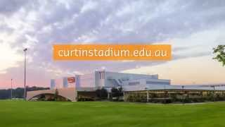 Curtin Stadium: Fitness for Everyone