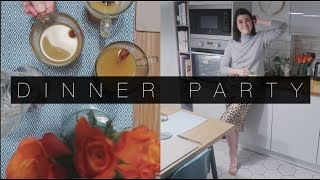 A Day In The Life: Hosting a Dinner Party | AD | The Anna Edit