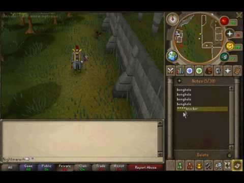 Runescape Graphical Updates July 2009