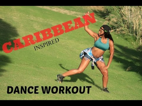 Caribbean Inspired Dance Workout with Keaira LaShae