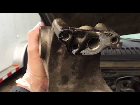 7.3 Powerstroke Engine Oil Leaks