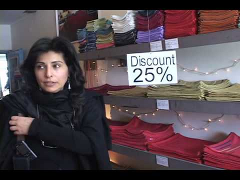 Hassina Sherjan, Afghan Entrepreneur, Founder, Aid Afghanistan for Education and Boumi