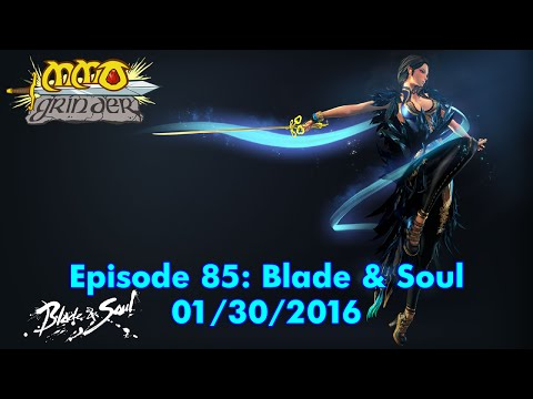 MMO Grinder: Blade and Soul review