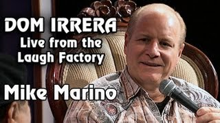 Dom Irrera Live from The Laugh Factory with Mike Marino (Comedy Podcast)