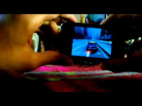 nfs shift and pes2012 on samsung galaxy y gt-s5360