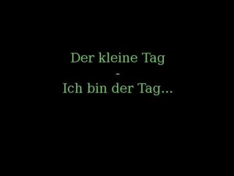 Der kleine Tag - Der Tag, an dem... (04/16)
