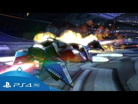 WipEout Omega Collection | Pre-Order Trailer | PS4