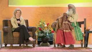 Why Humanity is Violent - Sadhguru and Arianna Huffington