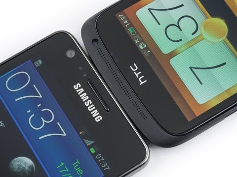 HTC One S vs Samsung Galaxy S II