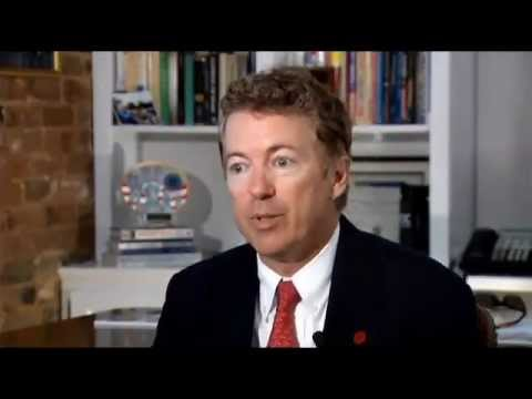 Rand Paul Speaks Out About Possible Presidential Run - WDRB Louisville 5/22/2013
