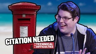 John Stonehouse and Dropped Trousers: Citation Needed 7x05