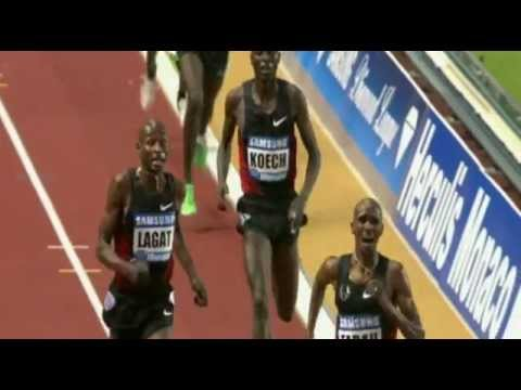 Mo Farah 2011 Best Bits