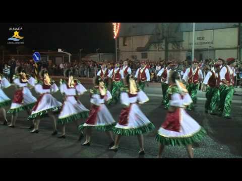 Marchas Populares em Almada 2011 - 5� lugar: Marcha do Pragal