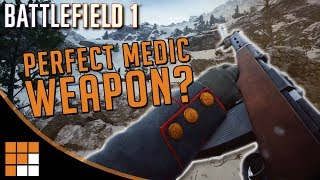 Battlefield 1's Fedorov Avtomat: An Aggressive Medic's Dream Weapon