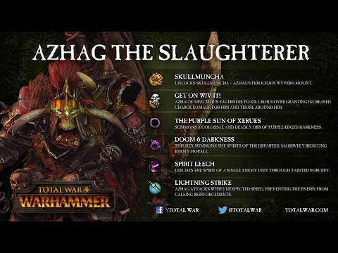 "Total War: Warhammer - Квестовая Битва ""Доспехи Для Азхага"" (RUS)"
