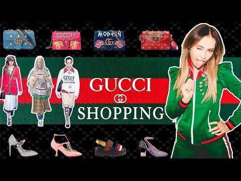 Шопинг в Gucci в Москве. Сумки, обувь, одежда