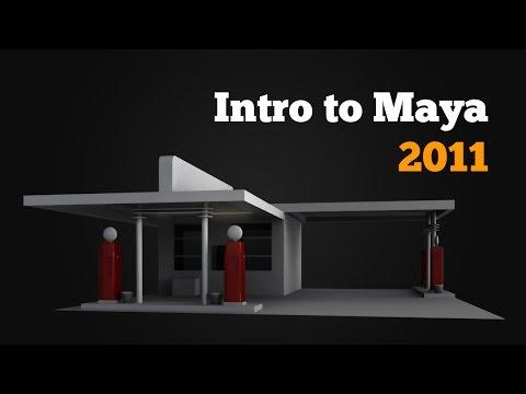 3D modeling in Maya - Beginners
