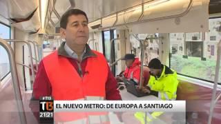 El Nuevo Metro de Santiago: adelantos tecnológicos de las nuevas líneas 3 y 6 ( Nota de T13)