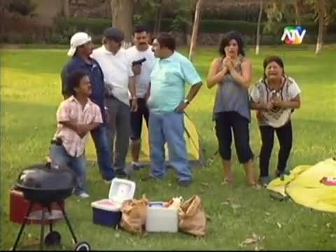 El Cartel Del Humor 31-03-13 - ESCOBAR El Patron Del Mal en HUAMPANI - Parte 1 - (4/7)