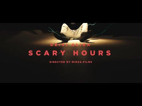 Deivi Alika - Scary Hours (Official Music Video) (Prod. Botiga)