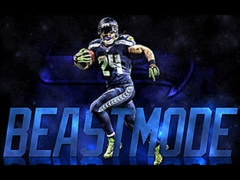 Marshawn Lynch Beast Mode Highlights YouTube